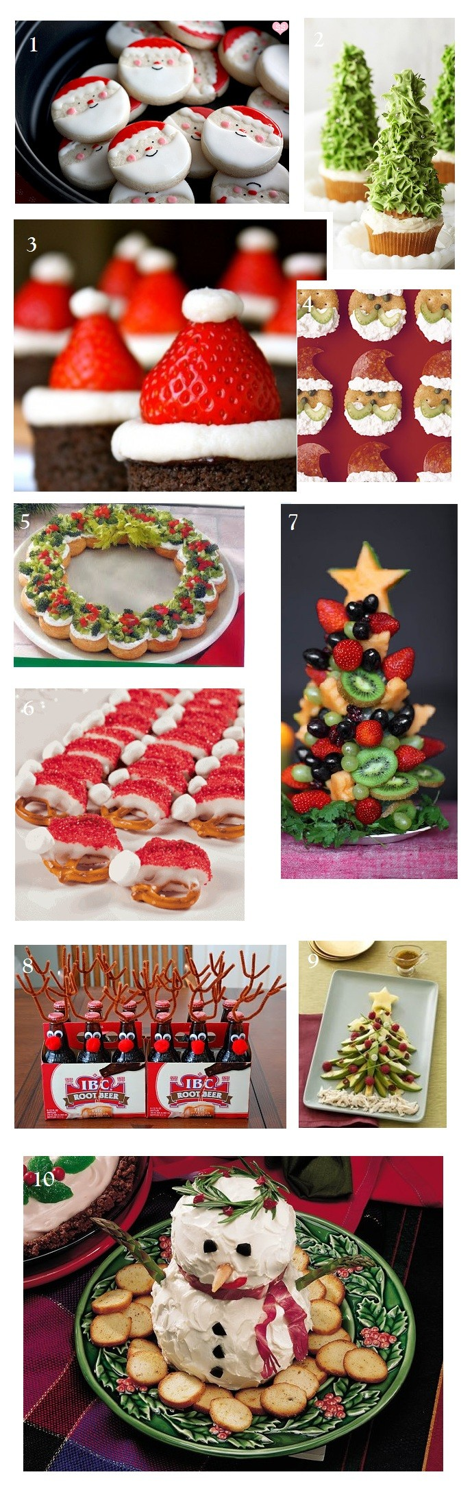 10 Awesome Christmas Party And Holiday Food Ideas Recipes