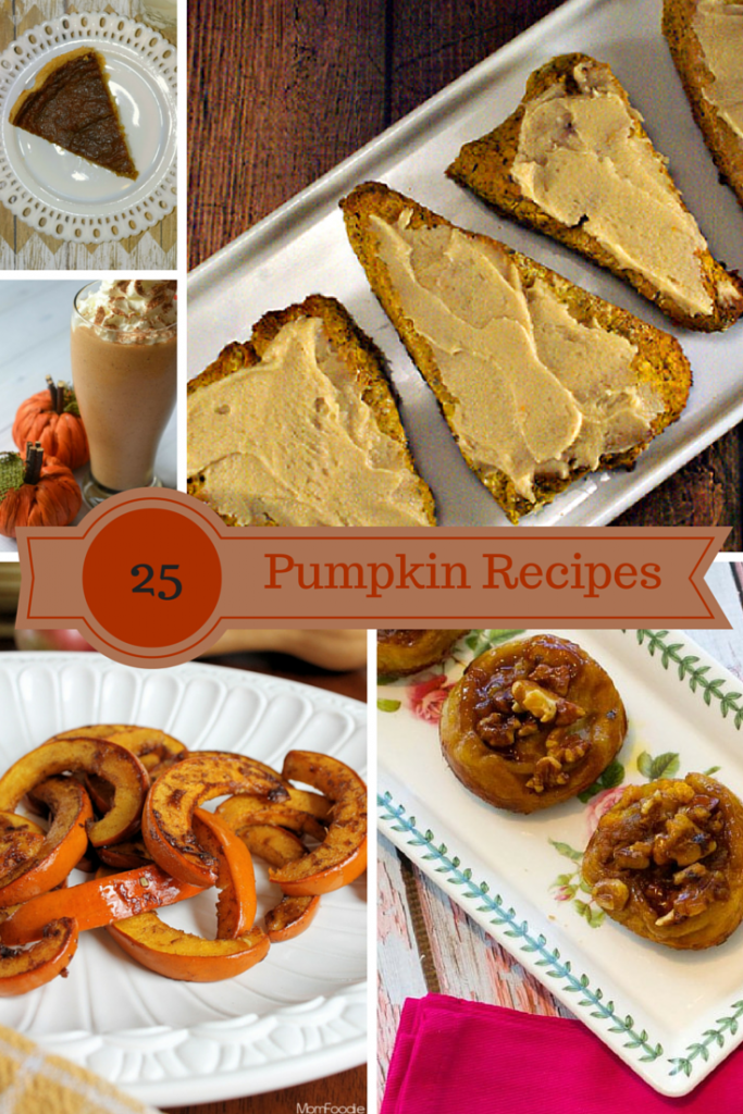 25 Sweet Pumpkin Dessert Recipes You'll Love This Fall Season - Got pumpkins? These pumpkin dessert recipes are the perfect way to use that pumpkin puree. From cakes, cookies, pies, pumpkin muffins, pumpkin cheesecake, and even truffles, they're absolutely delicious!